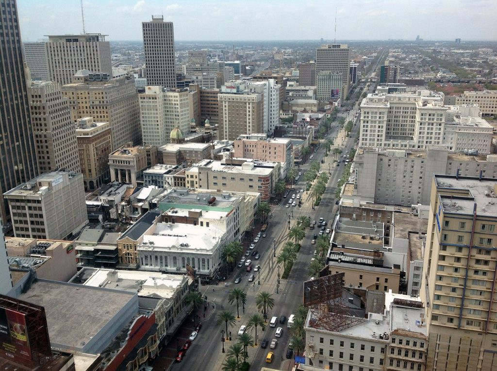 Mortgage Broker Lenders New Orleans, Louisiana